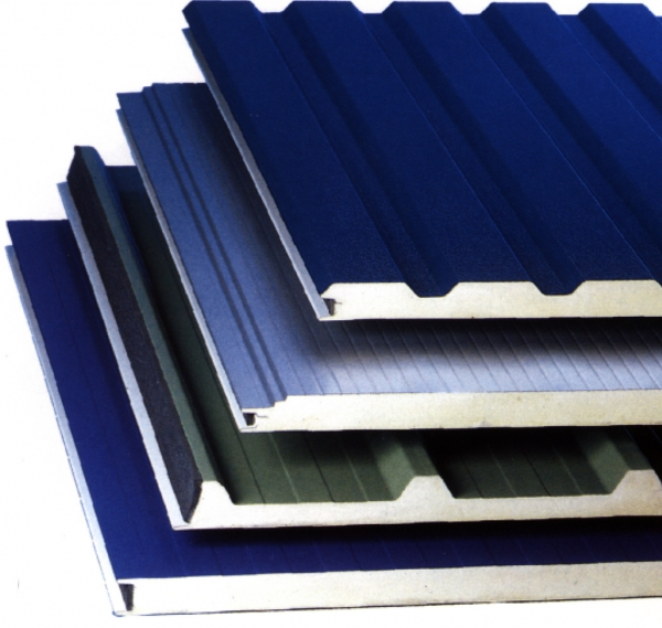 Plants for the Continuous and Discontinuous manufacture of PUR insulated Roof, Wall and Cold store Panels